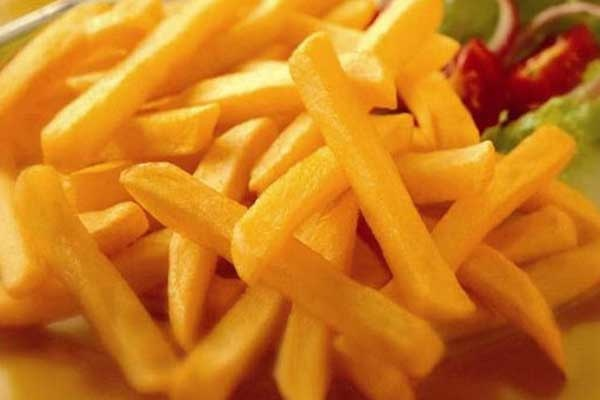 Как приготовить здоровый и легкий картофель фри