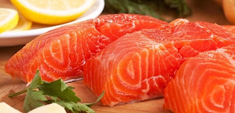 Вкусные и здоровые рецепты лосося