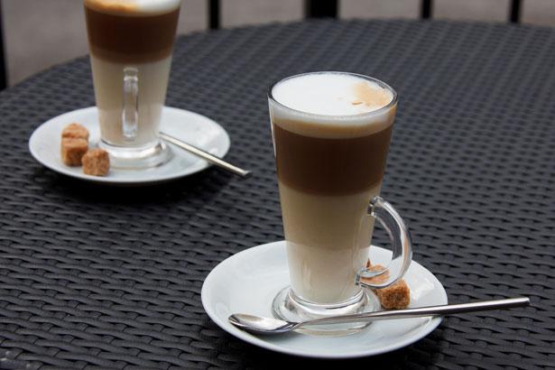 Рецепты кофе: латте